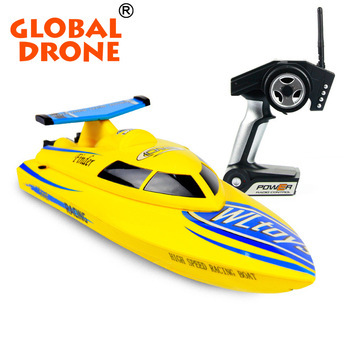Genuine WLtoys WL911 2.4G High Speed Racing RC Boat 25KM/H VS FT007 FT009 Wl911 Wl912 speedboat Sport Boat Waterproof Rc Boat