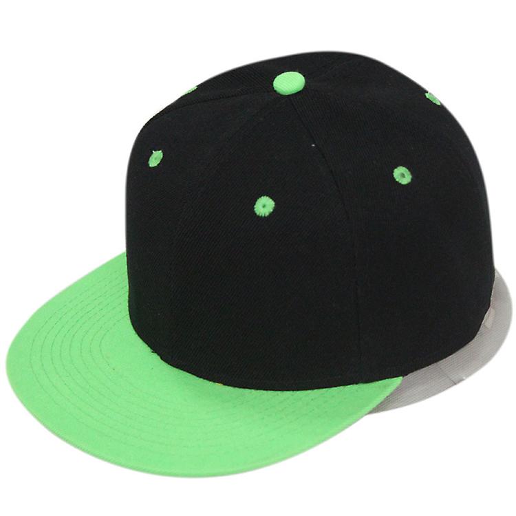 wholesale two tone 100% cotton 6 panel blank customize china white snapback  hats 5a43138f3e22