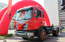 TOP Quality Big loading JAC tractor truck/tracteur camion for selling