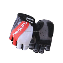 custom mountain pro bike sport bicycle cycling racing riding half finger gloves
