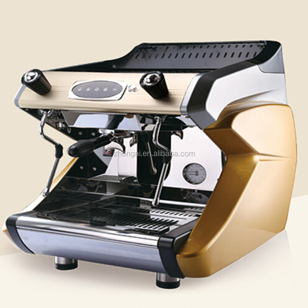 Espresso Commercial Semi-automatic Coffee Machine Made In China - Buy Commercial Espresso Coffee ...