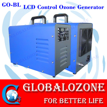 Mini water treatment ozone generator for home water ozonizer