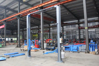 used hydraulic 2 post car lift for sale