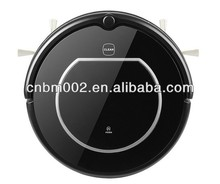 DiBea Robot Vaccum Vacuum Cleaner with LED Touch Automatic & Exclusive Design , 2014 New Hottest Mini Style