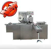 Full automatic cellophane overwrapping machine
