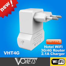 The world smallest mini router VONETS VHT4G 3g wifi router for buses