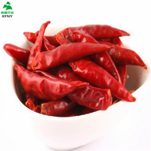 Sweet red hot dehydrated chili and chili pepper powder