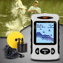 Portable Dot Matrix sonar Fish Finder (FF718)