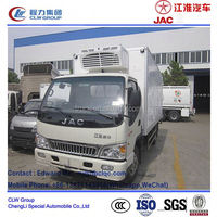 Cheap Refrigeator Truck Truck Refrigerated Transport