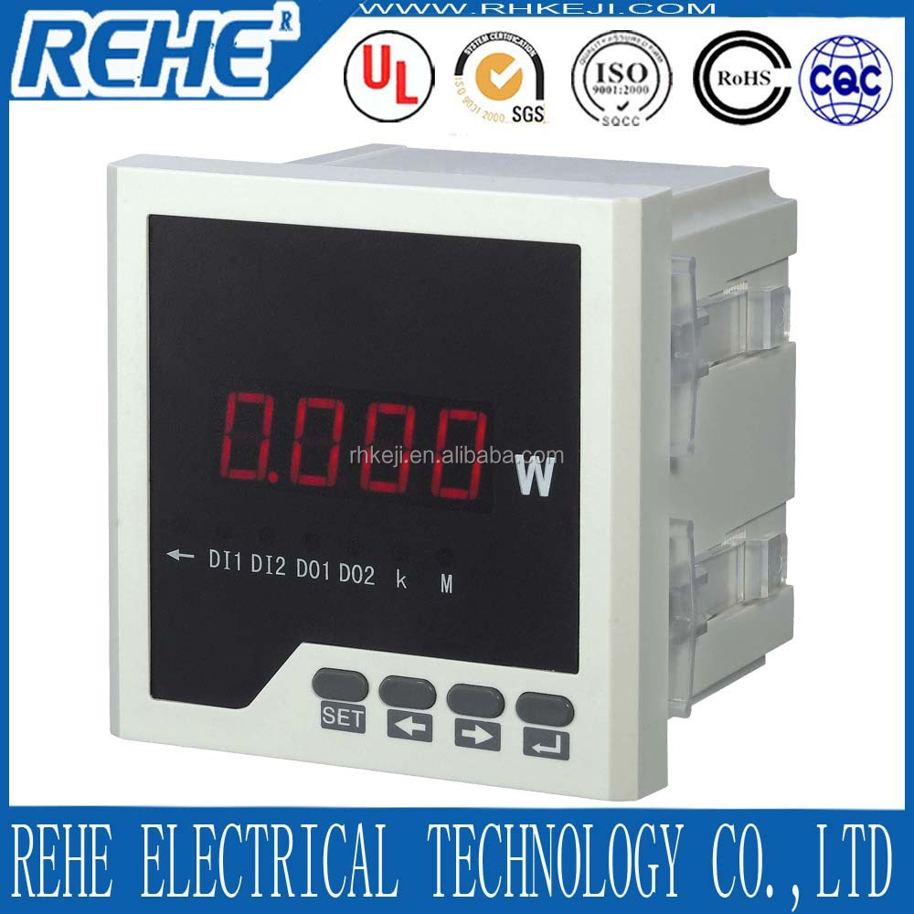 single-phase reactive watt-hour meter energy meter RH-RE21