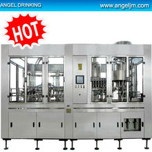 Full-automatic high efficiency carbonated bottle filler