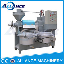 ALLANCE 6YL-80A high purity edible oil maker/machine CE approved automatic screw oil press
