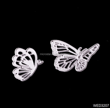 Template Flying Butterflies Curves Set Kit Cute Lovely Novelty for DIY Scrapbooking Album Paper Metal Cutting Dies Stencils