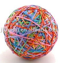 rubber band ball/hair accessory