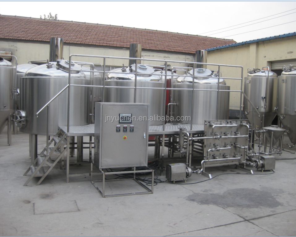 1000L beer making equipment/beer brewing machine