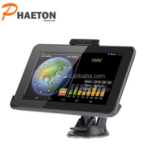 GPS Navigator 7 Inch Touch-Screen Car GPS Navigator with world map m-70