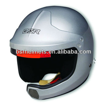 half Helmet for car rally race with SNELL SAH2010 standard