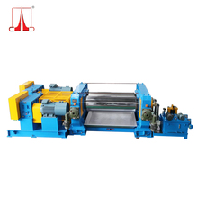Fast & Cheap Delivery Reduce speed Hard toothed two roll rubber mixing mill machine for sale manufacturers