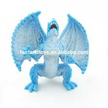 YLCFT04 custom new small pvc wild animal figurines,plastic animal figure toys,3D animal figure toy