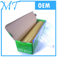 Factory sales PVC plastic packing film roll