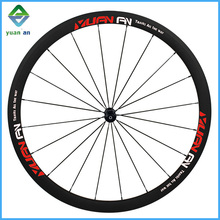 Chinese OEM carbon wheels tubular 38mm 28 inch lightweight 700C carbon wheel road bike