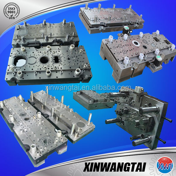 air conditioning fan motor punching mould for stamping parts