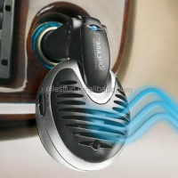 IONCARE Plug-in Car Air Freshener w/Pure Minus Ionizer,Ozone-free,Silent Fan & Activated Carbon Filter-GH2116S