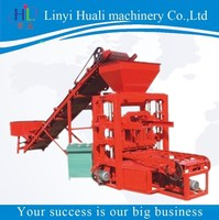QTJ4-26C fly ash brick making machine in india price
