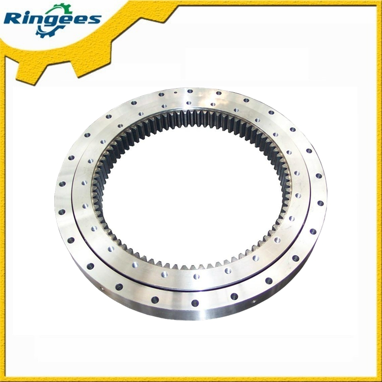 factory direct sale slewing ring suitable for Bobcat 337 excavator, excavator swing bearing for Bobcat