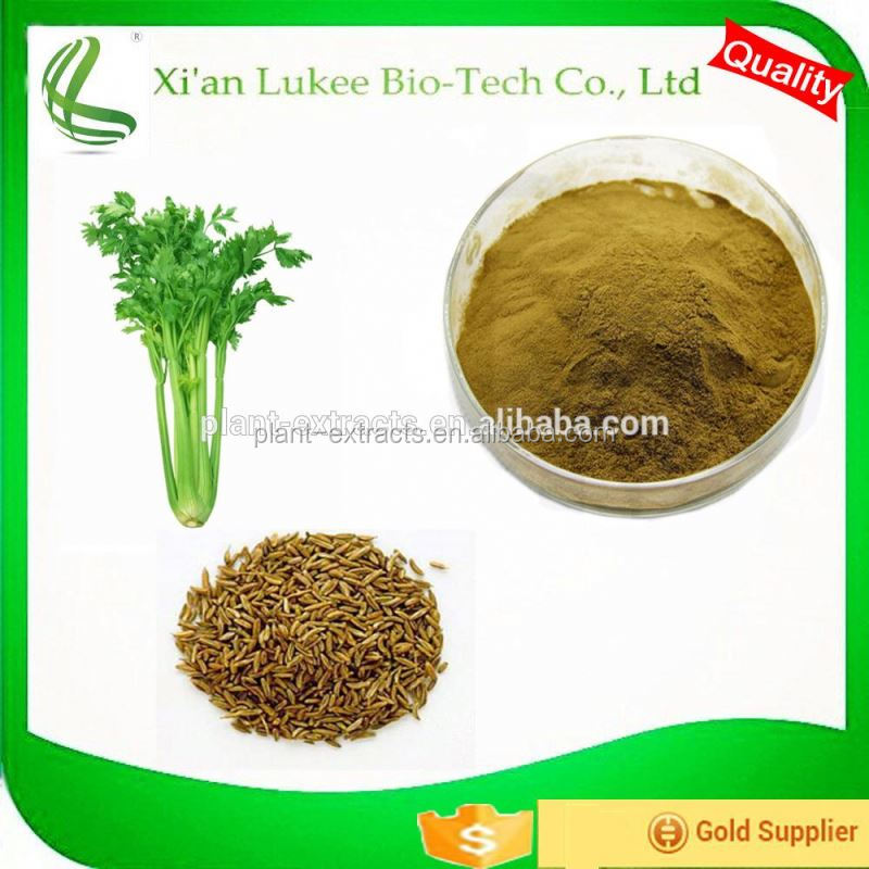 Herbal Extract Powder Celery seed extract 2%~5% Apigenin powder Nicotinamide riboside and pregabalin powder