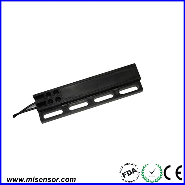 Misensor limit electrical proximity switch