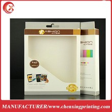 Tablet PC Case Universal Retail Package Paper Packaging Box for Apple iPad 2 3 4 5 6 Air 2