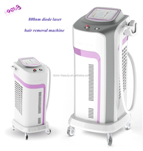 Distributor wanted No Pain Pigmentation Removal Permanent Depiladora Clinic Use Skin Care Laser 808nm Diode Laser Hair Removal