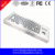 86 keys dust-proof metal industrial desktop keyboard with mechanical trackball