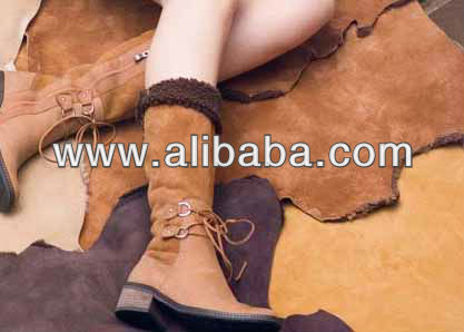 Shearling Sheepskin For Boots and Collar