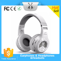 Factory Supply Bass Stereo Wireless Bluetooth Headphone Headset With Microphone Support FM Radio and TF Card