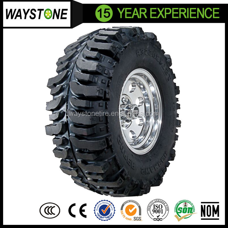 Waystone MT tires Off road tyre 33x13.0R17LT, 4wd tyres,4x4 off road buggy