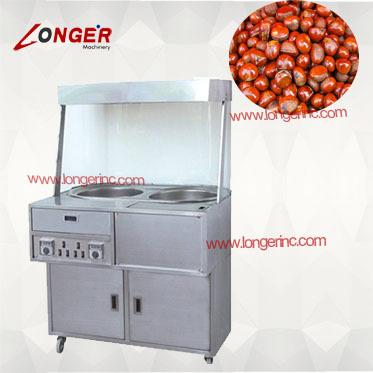 Hot sale electric chestnut roasting equipment