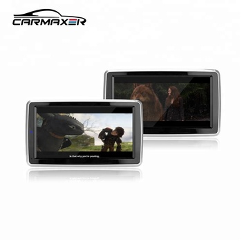 Portable 1080P Cheap car dvd player with USD/SD/FM