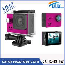 Factory support wide angle micro cameras