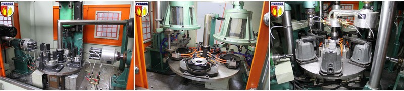 Servo Tapping Machine for PRST