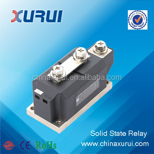 High power AC solid state relay module type