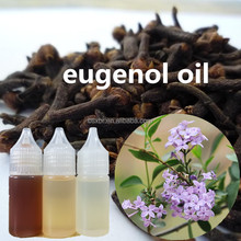 100% pure natural aromatic plant eugenol royal essential oil