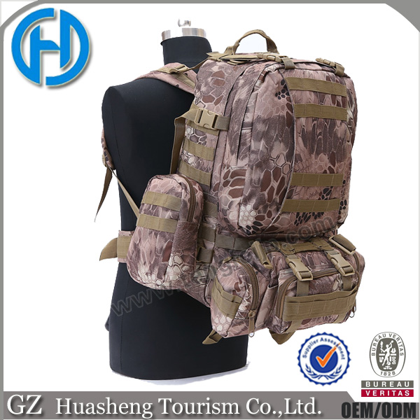 Utility Durable Heavy-duty Large Capacity Hiking Travel Backpacks Bag