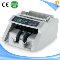 201 Iraq india USA EURO money counter high quality intelligent bank popular used money counter