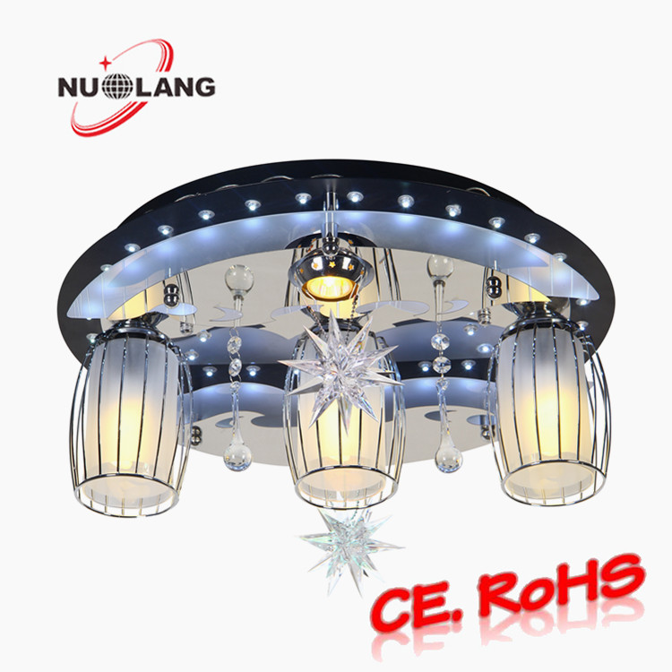flush mount kitchen ceiling light fixtures with E27 LED