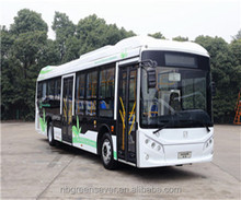 12m hybrid power city bus