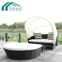 Eco Friendly Low Price Poolside Rattan