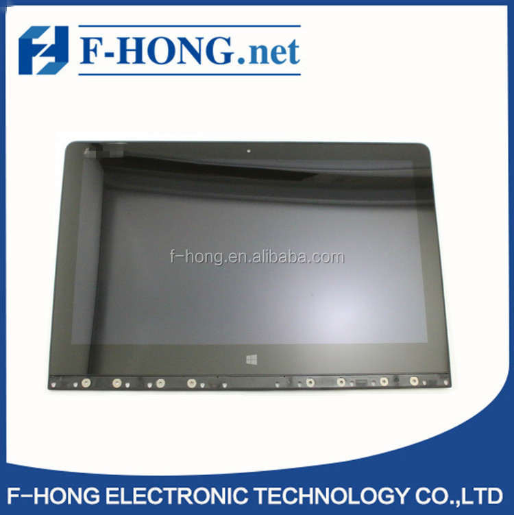 New Tested Touch Screen Digitizer Assembly With Bezel For Yoga 3 Pro LCD Module 5D10F76130 5D10G97569 5D10K81630