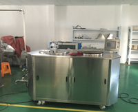 JT-800 chapati making machine commercial cake mixer